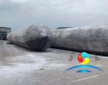 Floating Ship Salvage Rubber Marine Airbags