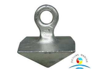 High Quality Marine Offshore Cast Iron Pyramid Mooring Yatch Anchor