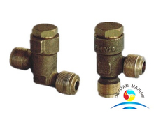 Marine Low Pressure Male Thread Bronze Globe Valve