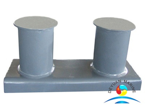 JIS Standard Mooring Dock Cleat bollard Type C