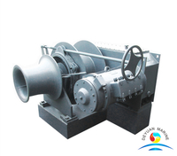 Detail for 120KN Electric Mooring Winch