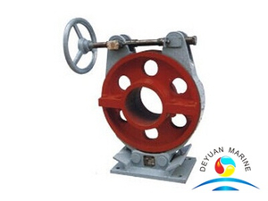 Manual Operated 100mm Diameter Marine Shafting Brake