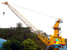 Largest Marine Offshore Platform King Post Engine Crane