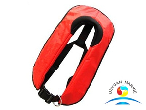 275N CE Approved Inflatable Life Jacket