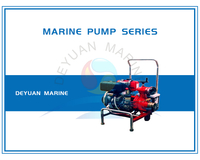 Deyuan Marine Diesel Engine Driven Emergency Fire Pump