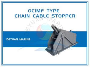 Cast Steel Marine OCIMF Type Anchor Chain Stopper