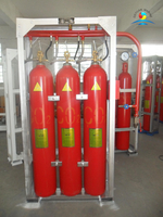 Marine Fire Protection System For Ship