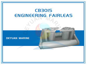 CB3015 Engineering Fairlead for Dredger