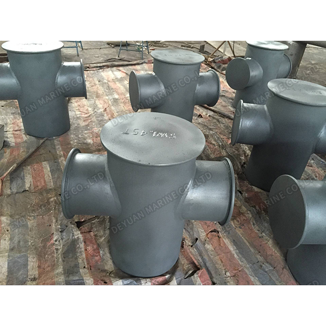 JIS F2804 Cruciform Bollard for Mooring