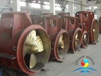 Marine Diesel Engine L Drive Tunnel Thruster for Ship
