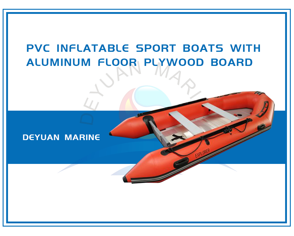 Do you know Marine Water Sport PVC Inflatable Dinghy Boat ?
