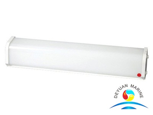 30W G13 marine fluorescent corner light fixture JBY30-1 for ship