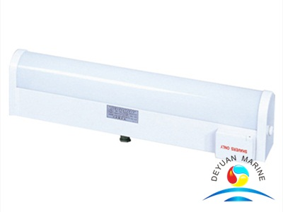 CBD17-F aluminium waterproof fluorescent mirror light 20W for boat washroom