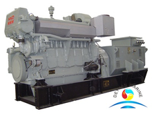 Highly Efficient 2000KVA 440V/50Hz MWM Marine Generator