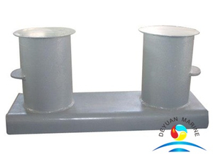 Marine Used Erosion Resistance Cast Steel Bollards Type B