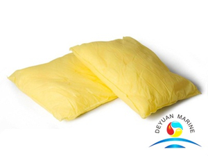 Hazardous Chemical Absorbent Pillows