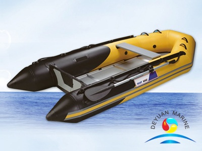 Water Sport Type And Outboard Engine Type Inflatable Rubber Boats