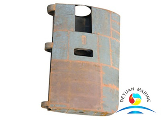 Marine Ship Vessel High Performance Flap Rudder For Sale