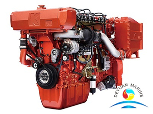 NK Series 1800rpm Marine Liquefied Natural Gas Engine