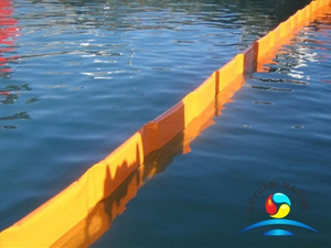 Fence Oil Spill Boom