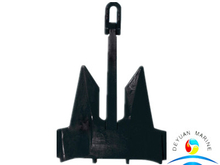 Marine Mooring High Holding Power Type H.H.P. Stockless AC-14 Anchor