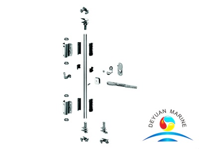 One Anti-theft Point Door Locking System For Dry Cargo Steel Container