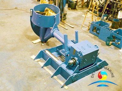ABS Approved Marine Hydraulic Azimuth Thruster For Ship