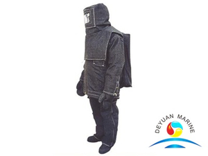 Marine Fire Entry Suit