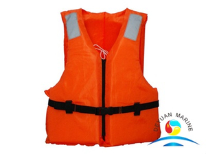 SOLAS Marine Working Life Jacket with EPE Foamed Polyethylene