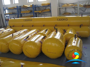 Marine Usage High Quality Lifeboat Test Water Bag For Sales