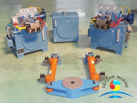 Linked Cylinder Oscillating Type Marine Electro-hydraulic Steering Gear