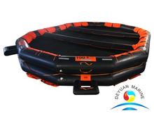 Good Price Offshore AOR Type 100 Man Open Reversible Inflatable Liferaft