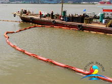 WGV750 Solid Float PVC Oil Boom