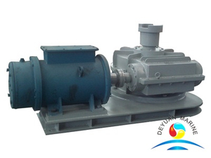 Vertical type Electric Hydraulic Coastal Marine Capstan
