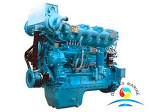 60Kw Weichai Marine Diesel Engines For Vessel With CCS