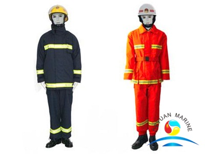 Marine Firefighter Suit