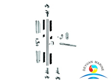 One Anti-theft Point Door Locking System For Reefer Container