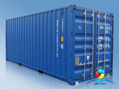 20ft GP ISO Dry Cargo Container