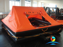 GL Approved YT Type 12 Man Marine Yacht Inflatable Liferaft