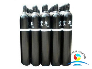 Portable Small Compressed High Pressure Air Cylinder For Life Boat