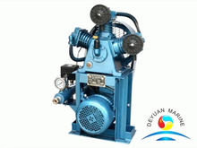 Marine Vertical Low Pressure Air Compressor