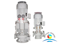 CLH Series Marine Vertical Single Stage Centrifugal Water Pump