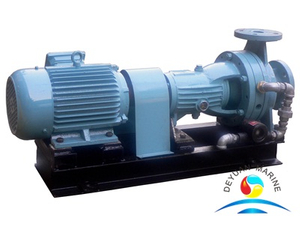 CWR Series Marine Horizontal Hot Water Circulating Pump For Boiler