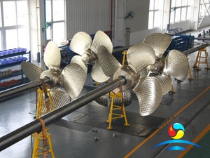 CU3 NiAB Marine Controllable Pitch Propeller For Ship