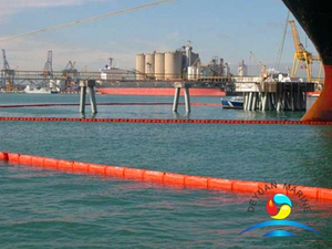 Marinas Fence Oil Spill Boom