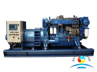 WP10 Series 200KW Marine Diesel Generator Sets For Boat