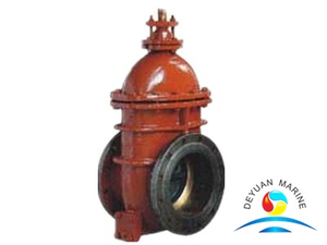 China Marine Flange Tanker Gate Valve