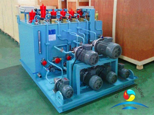 High Quality 15KW Hydraulic Power Unit With CCS for Marine Winch